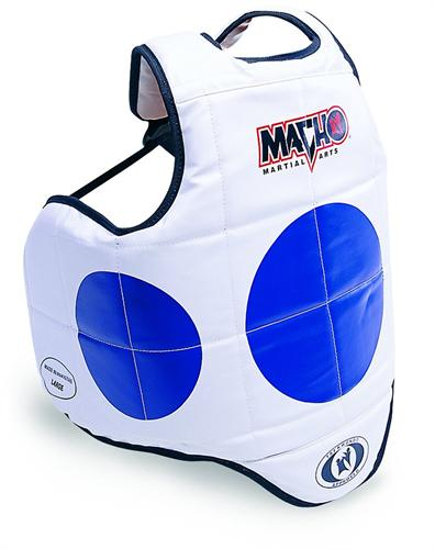 Macho Reversible Hogu Chest Protector